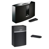 Bose - Sound Touch 30 III + Sound Touch 10 Speaker  Wireless - Black