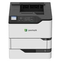 Lexmark B2865dw Monochrome Duplex Laser Printer  - USB 2.0, Gigabit LAN, Wi-Fi(n) with 1 year Advanced Exchange Service