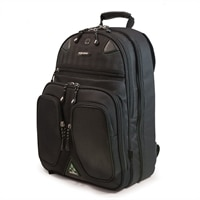 Mobile Edge ScanFast Backpack - Laptop carrying backpack - 17.3-inch - black