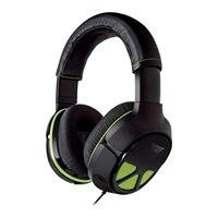 Turtle Beach XO THREE - Headset - full size - wired - 3.5 mm jack - black