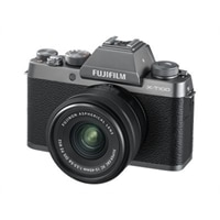 Fujifilm X Series X-T100 - digital camera - Fujinon XC 15-45mm OIS PZ lens