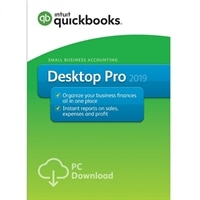 Download QuickBooks Desktop Pro 2019
