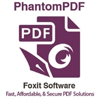 Foxit - PhantomPDF Business 9 - 4 Licenses