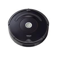 iRobot Roomba 675 - Vacuum cleaner - robotic - bagless - cordless - black