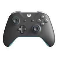 Microsoft Xbox One Wireless Controller – Grey/Blue