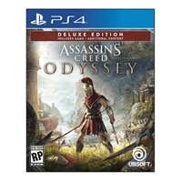 Assassin's Creed Odyssey Deluxe Edition - PS4