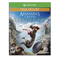 Assassin's Creed Odyssey Steelbook Gold Edition - Xbox One