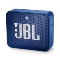 JBL Go 2 Portable Bluetooth Wireless Speaker 3-watt - Deep Sea Blue