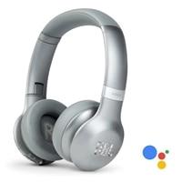 JBL Everest 310GA - Headphones with mic - on-ear - Bluetooth - wireless - mountain silver