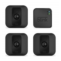 Amazon Blink XT Three Camera System Video server + camera(s) - Wireless - WiFi - 3 camera(s)