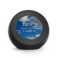 Amazon Echo Spot - Central controller - wireless - Bluetooth, 802.11a/b/g/n - black