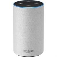 Amazon Echo (2nd Generation) - Smart speaker - Bluetooth, Wi-Fi - 2-way - sandstone