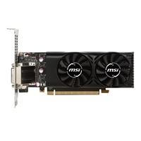 MSI GTX 1050 2GT LP Graphics Card NVIDIA 2 GB GDDR5 PCIe 3.0 x16 Low Profile DVI, HDMI, DisplayPort