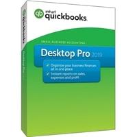 QuickBooks Desktop Pro 2019 - Box