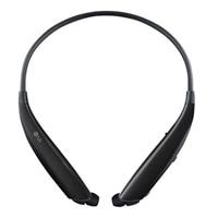 LG TONE Ultra a HBS-830 - Earphones with mic - in-ear - neckband - Bluetooth - wireless - Black
