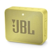 JBL Go 2 Portable Bluetooth Speaker 3 Watt - Lemonade Yellow