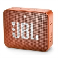 JBL Go 2 Portable Bluetooth Speaker 3 Watt - Coral Orange