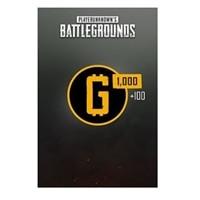 Playerunknowns Battlegrounds 1100 G Coin  Xbox One Digital Code