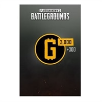 Playerunknowns Battlegrounds 2300 G Coin Xbox One Digital Code