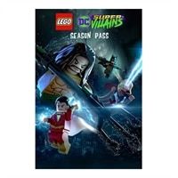 LEGO DC Super Villains Season P Xbox One Digital Codeass