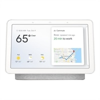 Google Home Hub - Smart home control system - wireless - 802.11b/g/n/ac - Chalk