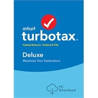 Download TurboTax Deluxe 2018