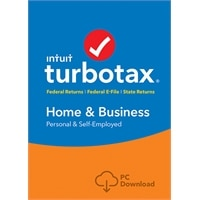 Download TurboTax Home and Business plus State 2018