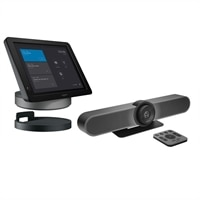 Logitech Smartdock Meet Up Camera Huddle Room With Flex Package For Skype Room