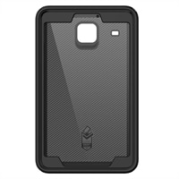 OtterBox Defender Series Back cover for tablet Rugged for Samsung Galaxy Tab E (8 in) - Black