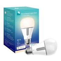 TP-Link KL120 - LED light bulb - shape: A19 - E26 - 10 W (equivalent 60 W) - soft white/daylight - 2700/5000 K