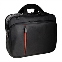 ECO STYLE Luxe TopLoad Case - Laptop carrying case - 15.6-inch - black