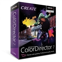 Download - Cyberlink ColorDirector 7 Ultra