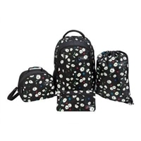"Targus Sport - 4-Piece Bundle - notebook carrying backpack - 15.6"" - daisy"