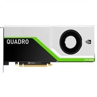 NVIDIA Quadro RTX 8000 - Graphics card - Quadro RTX 8000 - 48 GB GDDR6 - PCIe 3.0 x16 - 4 x DisplayPort, USB-C - retail
