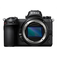 Nikon Z6 - Digital camera - mirrorless - 24.5 MP - 4K / 30 fps - body only - Wi-Fi, Bluetooth