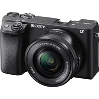 Sony α6400 ILCE-6400L - digital camera 16-50mm lens