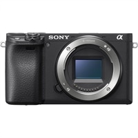 Sony α6400 ILCE-6400 - digital camera - body only