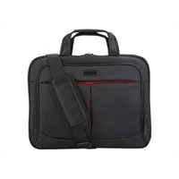 ECO STYLE Pro Tech Topload - Laptop carrying case - 15.6-inch - black