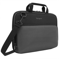Targus Work-In Essentials Case - Laptop carrying case - 13-inch - 14-inch - gray, black