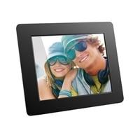 Aluratek ADPF08SF - Digital photo frame - 8-inch - 800 x 600
