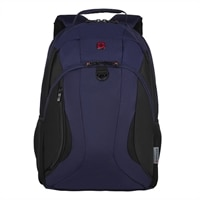 "Wenger Mercury - Notebook carrying backpack - 16"" - black, blue"
