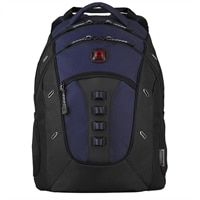 "Wenger Granite - Notebook carrying backpack - 16"" - black, navy blue"