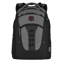 "Wenger Granite - Notebook carrying backpack - 16"" - heather gray"