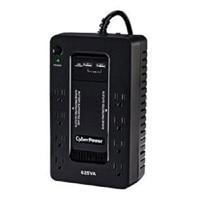 CyberPower Standby Series ST625U - UPS - AC 96-140 V - 360 Watt - 625 VA 5.5 Ah - USB - output connectors: 8 - Black
