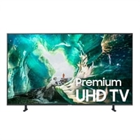 Samsung 55 Inch 4K LED UHD dimming Smart TV - UN55RU8000F UHD TV