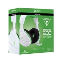 Turtle Beach Stealth 600 - Headset - full size - wireless - white - for  Xbox One, Xbox One S, Xbox One X