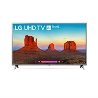 LG 86 inch 4K LED Smart AI UHD TV - 86UK6570AUA