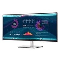 Monitor curvo USB - C Dell 34: P3421W