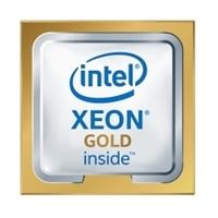 Intel Xeon Gold 6134 3.2GHz, 8C/16T, 10.4GT/s, 24.75M caché, Turbo, HT (130W) DDR4-2666