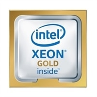 Intel Xeon Gold 5218 2.3GHz, 16C/32T, 10.4GT/s, 22M caché, Turbo, HT (125W) DDR4-2666